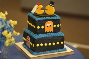 wedding-cake-for-gamers-game-pacman